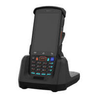 Raptor E6K rugged Android barcode scanner