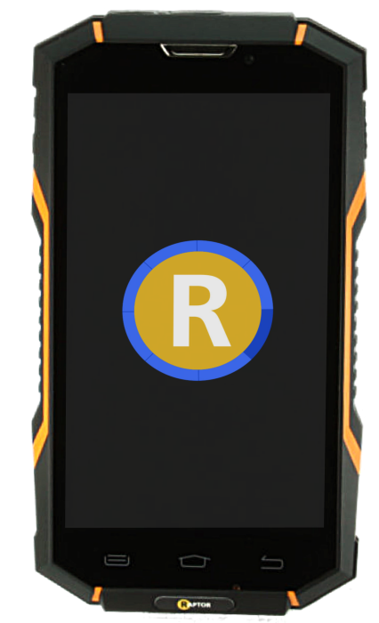 Hybrid rugged smartphones