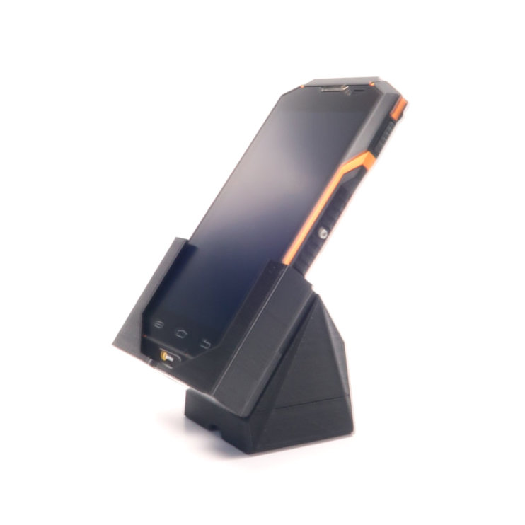 Raptor R5 Desktop holder, allows charging
