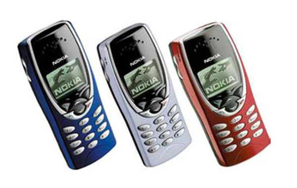 The first GPRS enabled mobile phones