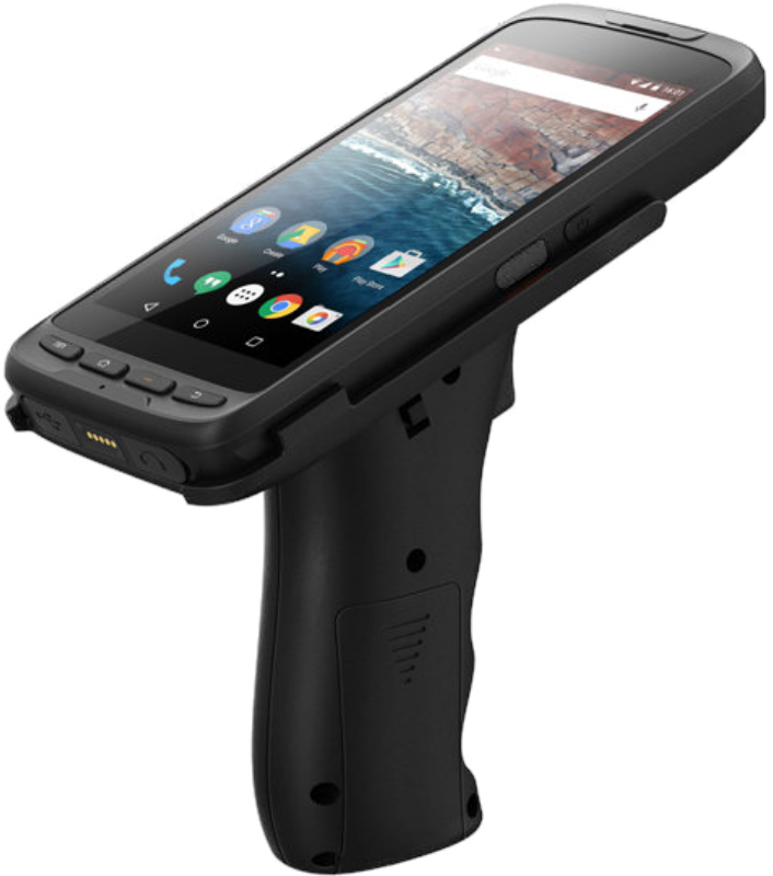 Raptor EC5 affordable rugged barcode scanner